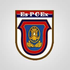 brasão oficial do ESPCEX