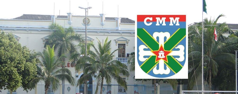 entrada do colégio militar de manaus