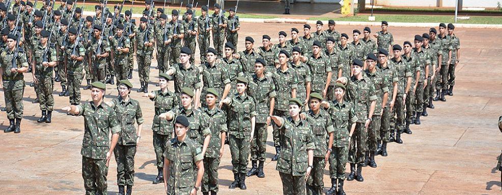 banner cabo do exército