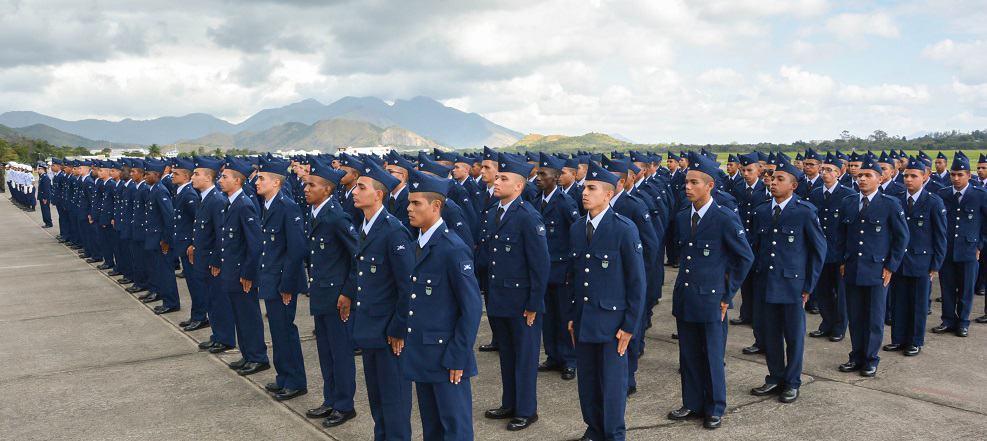 Soldados da Aeronáutica